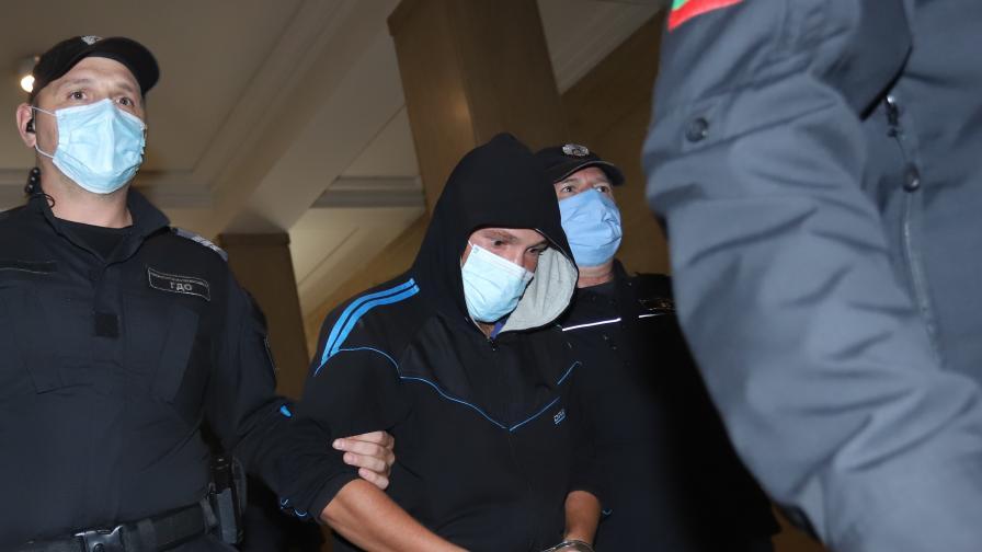 Оставиха в ареста мъжа, заплашил с убийство Ива Митева