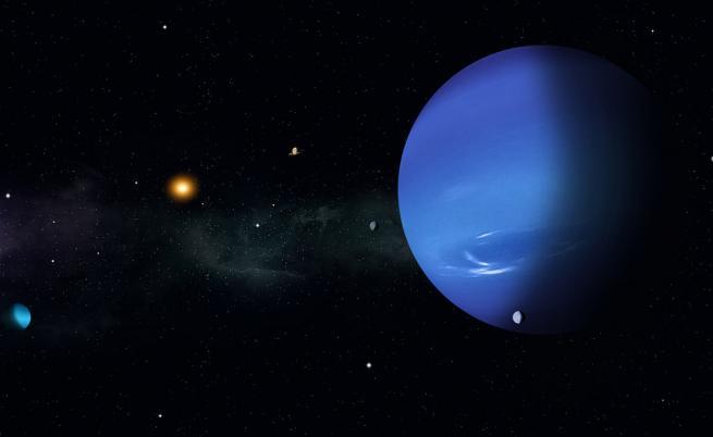 Непознатият Нептун