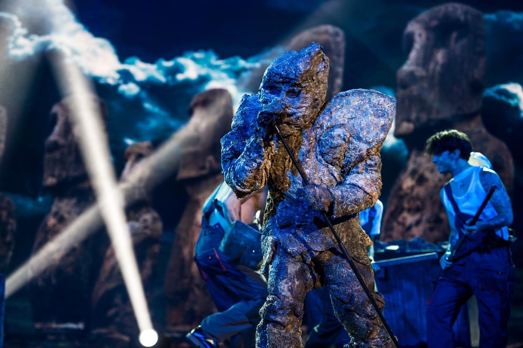 <p>С грандиозен спектакъл бяха представени новите 14 герои в третия сезон на &bdquo;Маскираният певец&ldquo;</p>