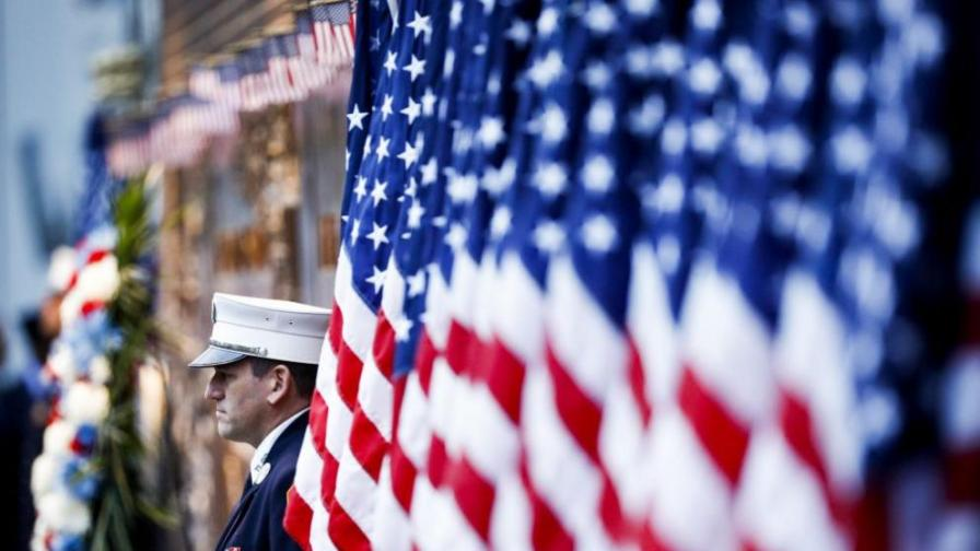 <p>Оскверниха паметник за жертвите от 11 септември&nbsp;</p>