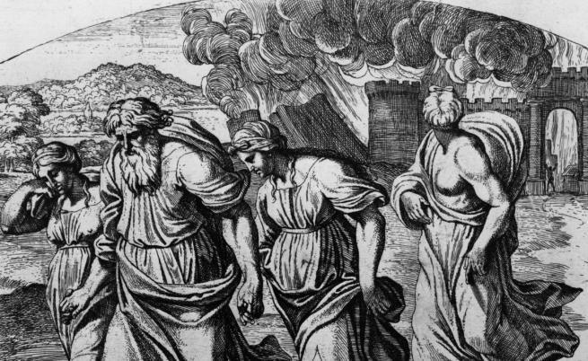 Библейски апокалипсис край Мъртво море: малък воден басейн се обагри в кървавочервено