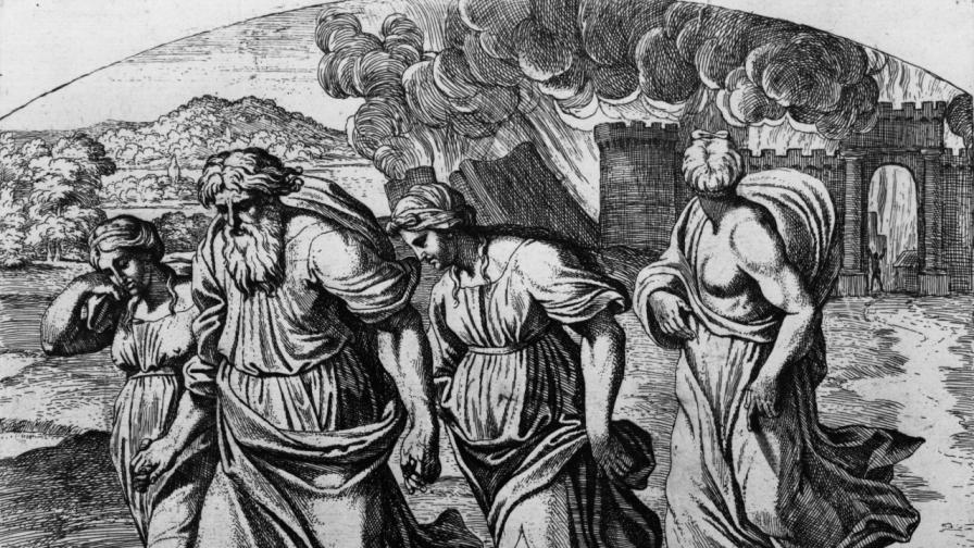 Унищожението на Содом и Гомор