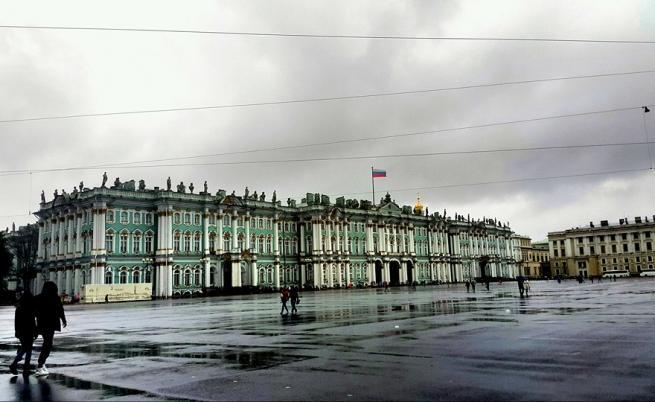 Царственият Санкт Петербург
