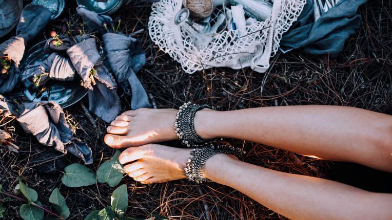 8 успокояващи и заземяващи ритуали
