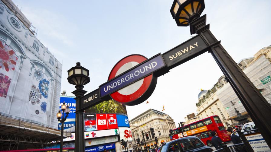 Лондончани падат в метрото от страх да не хванат COVID-19