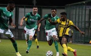 Ботев Пд прелетя на първата позиция в efbet Лига след успех над Берое