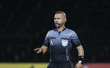 Ивайло Стоянов ще ръководи мач на Ливърпул