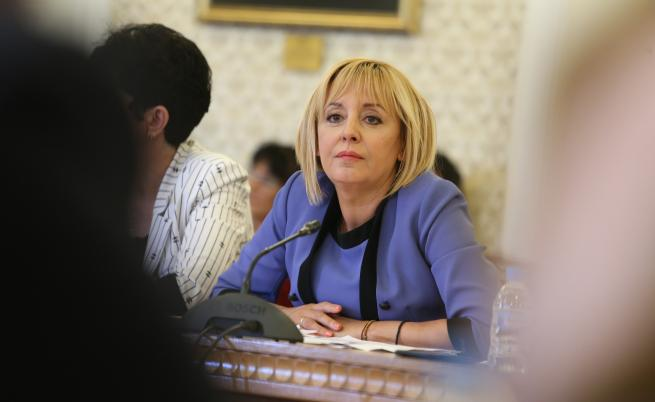 Мая Манолова: Този път ГЕРБ и ДПС ще бъдат държани далеч от властта
