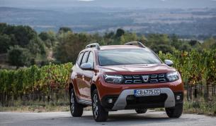 <p>Dacia Duster продължава да надгражда (тест драйв)</p>