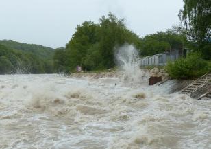 Нови наводнения в Черноморска Турция
