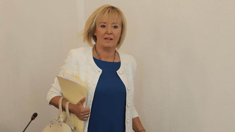 Защо Мая Манолова поиска оставката на енергийния министър