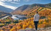 Невероятните места, които да посетим през есента