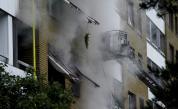 Взрив в жилищна сграда в Швеция, има ранени