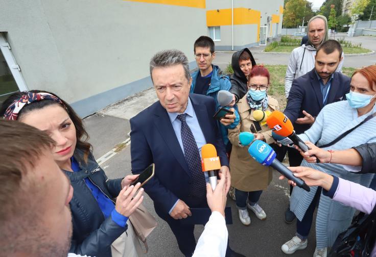 Янаки Стоилов се запозна на място с работата на Бюрото
