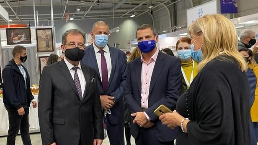 Христо Бозуков подкрепя искането за 9% ДДС за хранително-вкусовата промишленост