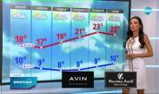Прогноза за времето (30.09.2021 - обедна емисия)