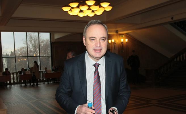 Проф. Анастас Герджиков: Приех да бъда издигнат за кандидат за президент
