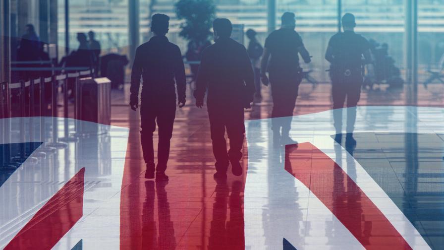 <p>Изключения за пътуването с паспорт до Великобритания&nbsp;</p>