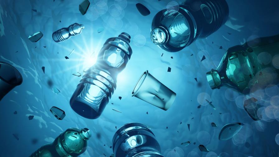 <p>Пътят на една пластмасова бутилка</p>