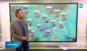 Прогноза за времето (08.10.2021 - сутрешна)