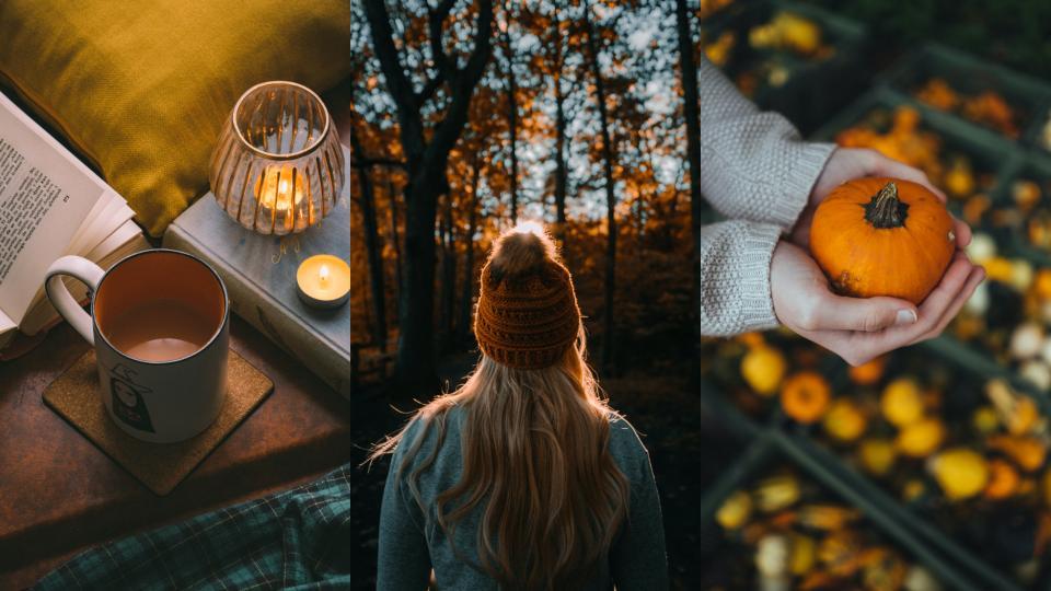 есен жена природа тиква тикви хороскоп
