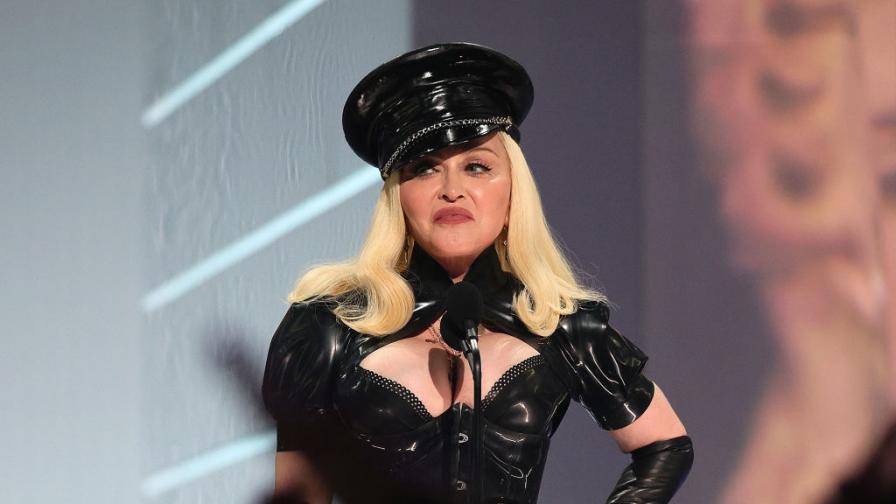Мадона на наградите на MTV (2021)