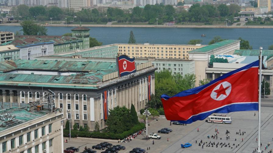 Пхенян, Северна Корея