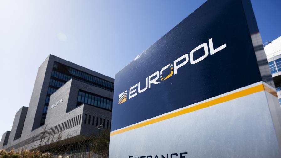 Европол разби група за онлайн измами, извършвани от България