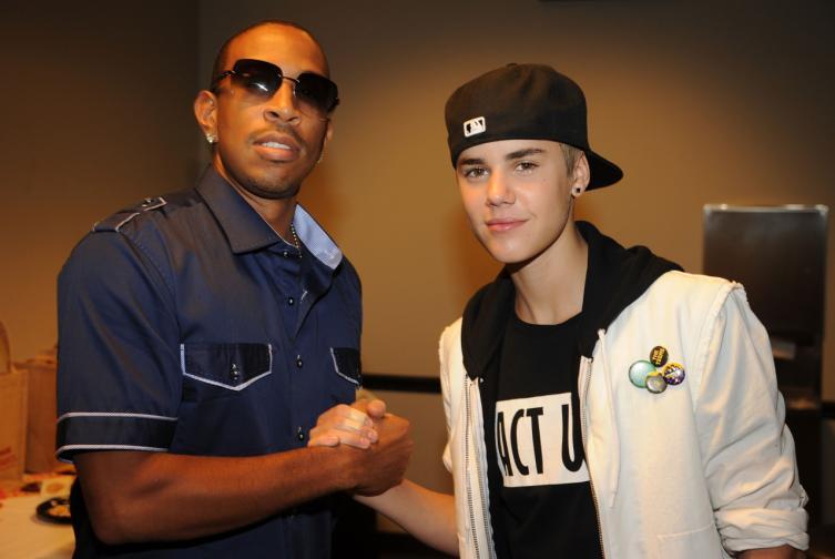 Justin Bieber Ludacris