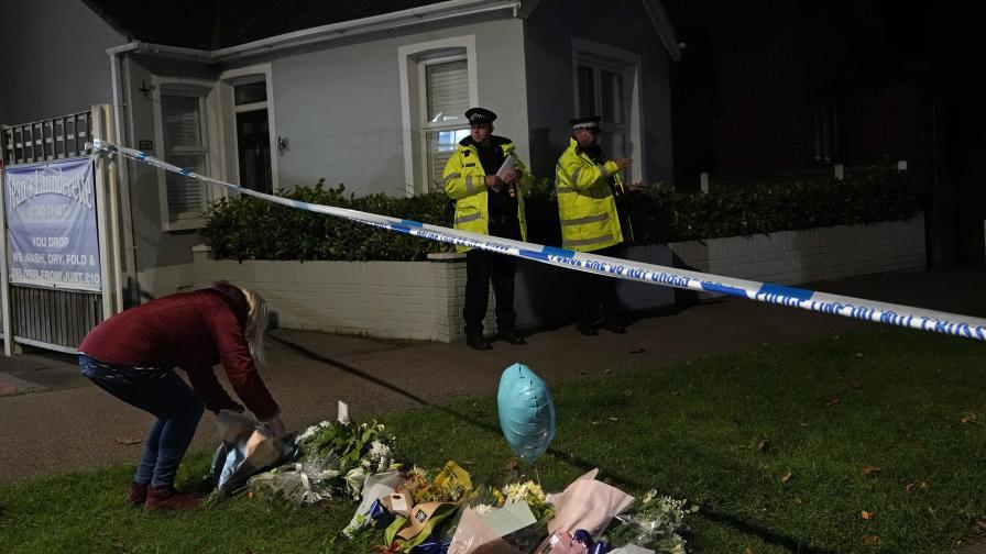 <p>Убийството на британския депутат е терористичен акт&nbsp;&nbsp;</p>