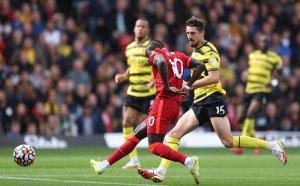НА ЖИВО: Уотфорд 0:2 Ливърпул