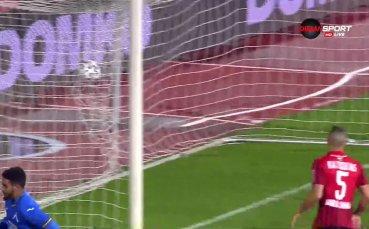 Билал Бари най-сетне се отпуши за Левски