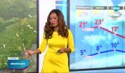 Прогноза за времето (20.10.2021 - обедна емисия)