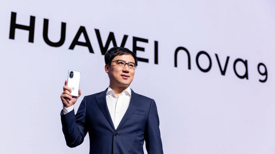 HUAWEI представи нови устройства във Виена