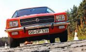 Студени досиета: Opel Rekord D в очакване на 50-годиншния си юбилей