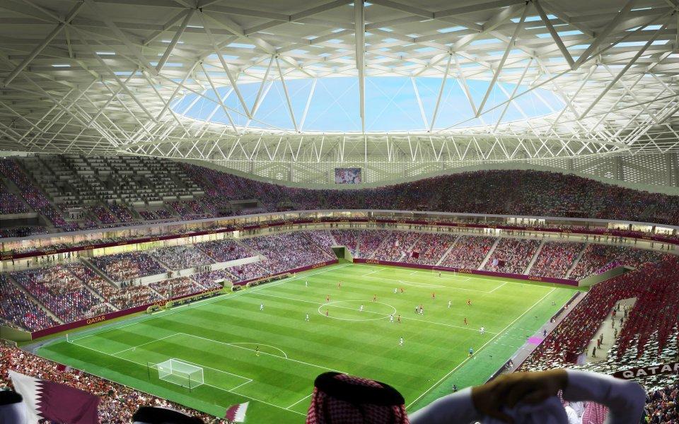 Шести от общо осем стадиона за Световното първенство по футбол