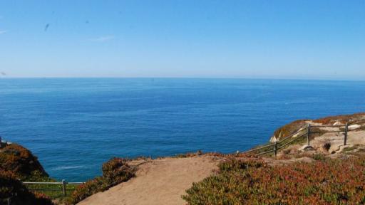 Кабо да Рока – там, където земята свършва и започва морето