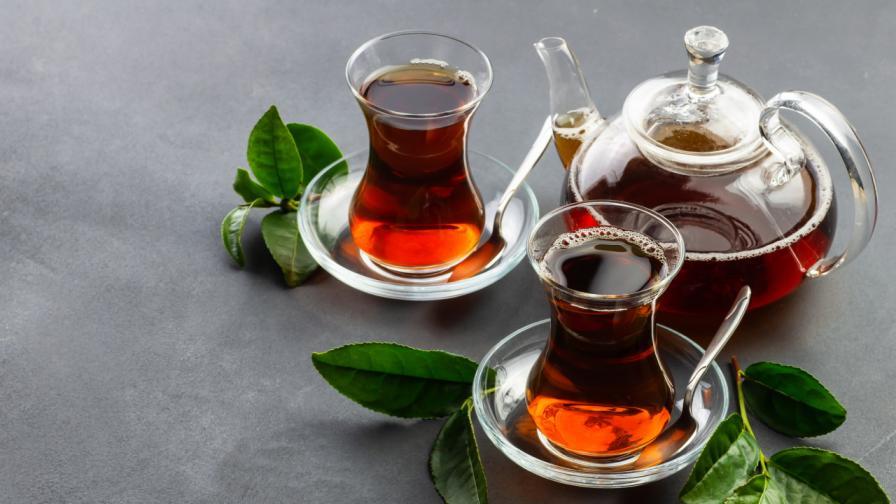 С кой чай да заместим кафето? Изберете един...