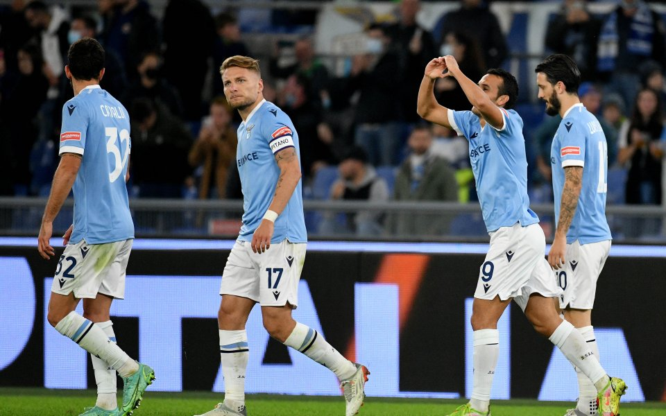 Лацио победи с минималното 1:0 Фиорентина в мач от 10-ия