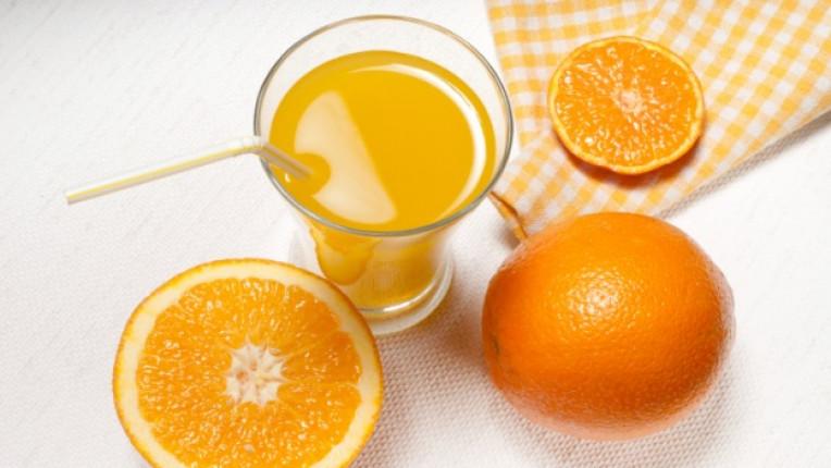 портокалов сироп лимонтозу сок мента напитка лимон хладилник безалкохолен коктейл