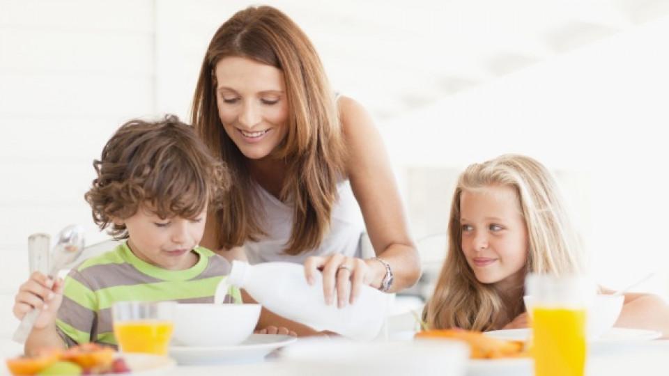 Как да създадем добри хранителни навици у децата