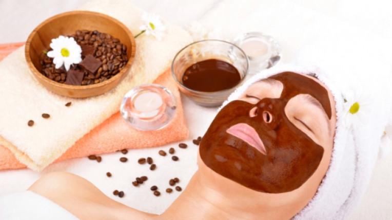 маска за лице какао антиоксиданти кисело мляко Котидж мед сирене