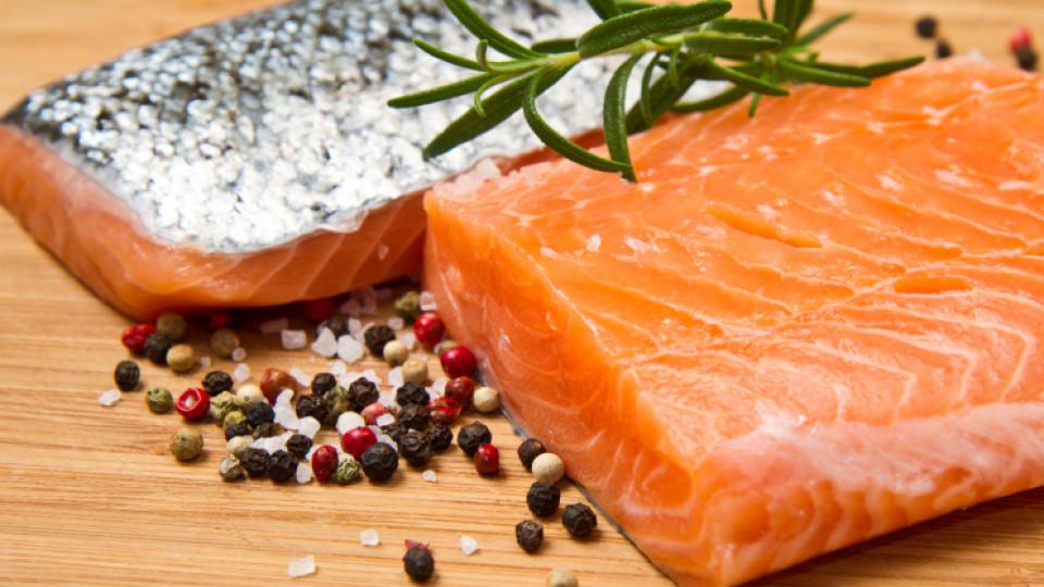 Мазни риби за здравословен тонус