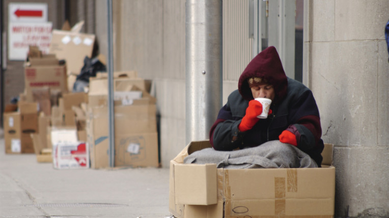 бедност просяк просяци