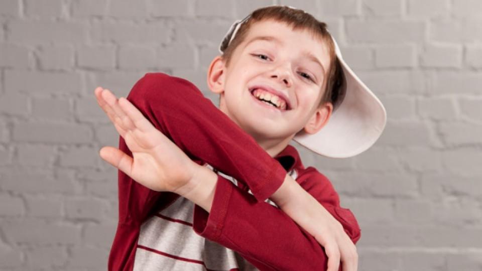 Уроци по хип-хоп танци за деца