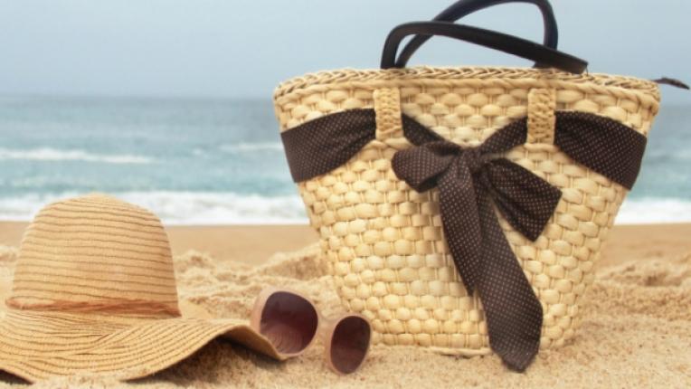 плажни чанти аксесоари море ваканция акцент аксесоари пясък летни тенденции