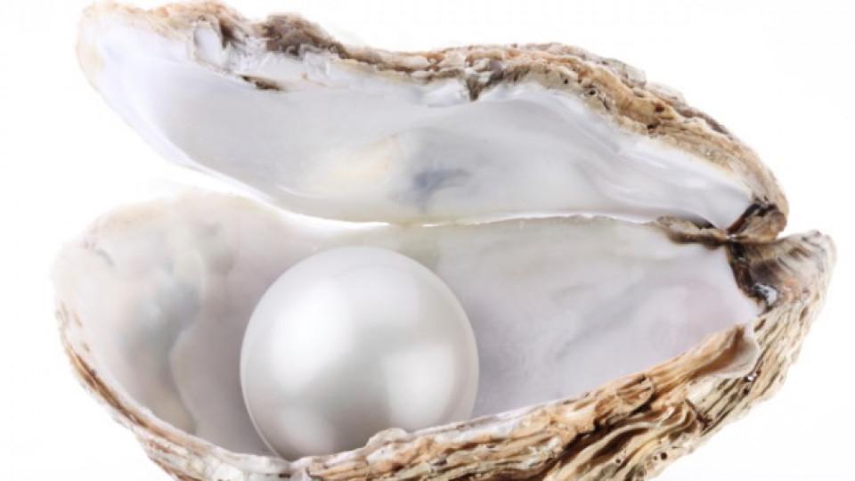 В Китай се смята, че перлите са талисман срещу пожар