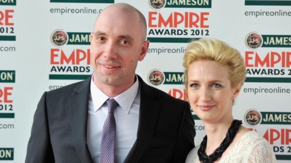 Захари Бахаров заедно със съпругата си Диана Алексиева