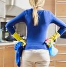Как да почистите дома си с оцет, сода, водка и горчица