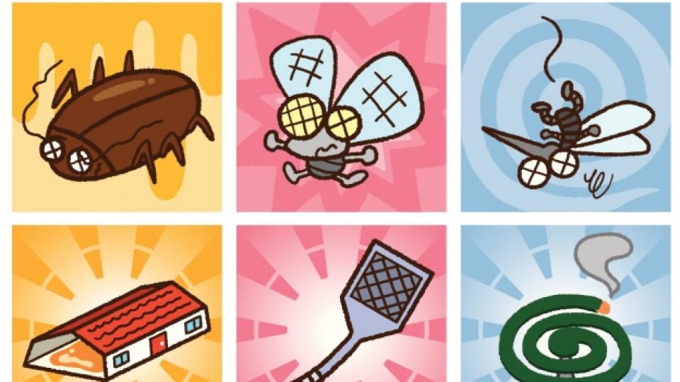 Колко са опасни хлебарките
